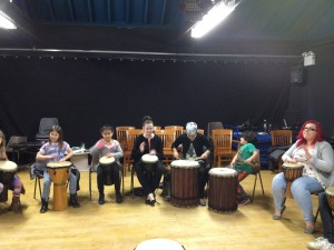 African Drumming Workshops Every Tuesday @ ROAR Art Space, Wetsgate Chambers | Rotherham | United Kingdom