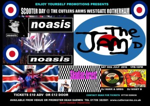 Scooter Day @ Cutlers Arms | Rotherham | United Kingdom