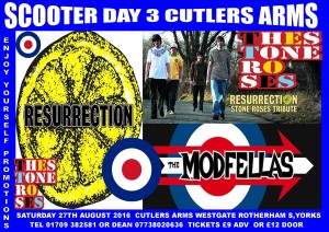 Resurrection - The Stone Roses Tribute @ Cutlers Arms | Rotherham | England | United Kingdom